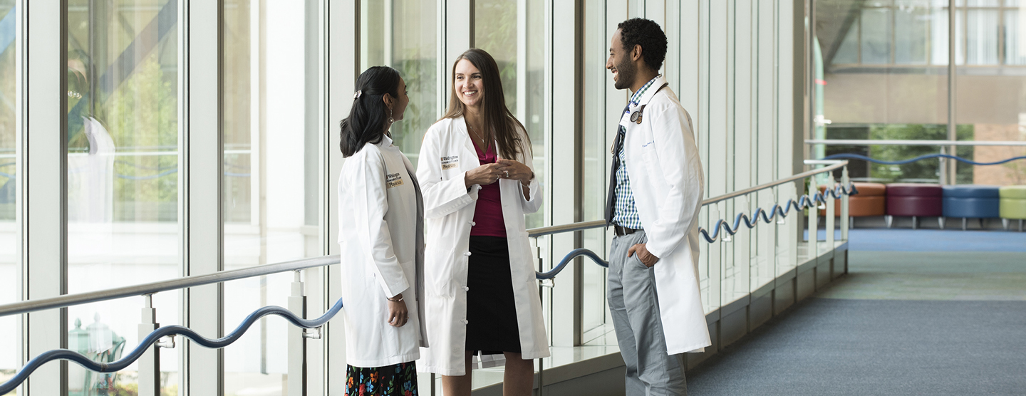 WU/BJH/SLCH Graduate Medical Education Consortium | Washington